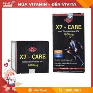X7 Care - Giải pháp hữu hiệu cho người bị viêm khớp, loãng xương