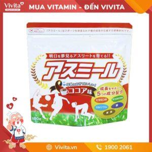Sữa Tăng Trưởng Chiều Cao ASUMIRU - Giúp Phát Triển Chiều Cao Cho Trẻ Hiệu Qủa