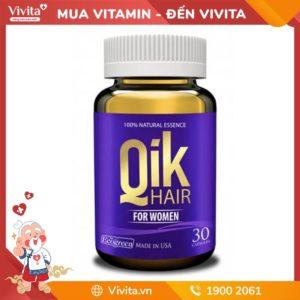 Qik Hair For Women (Dành Cho Nữ) - Ngăn Ngừa Rụng Tóc Hiệu Quả