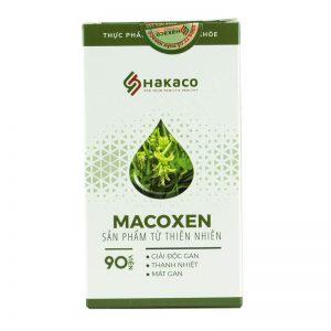 mề đay macoxen