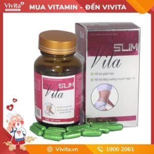 Slim Vita Giảm Cân - Viên Uống Giảm Cân Thảo Dược Hiệu Quả