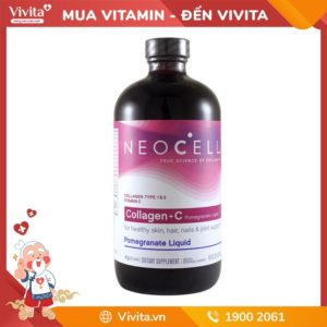 Collagen C Neocell Lựu - Bí Quyết Làm Đẹp Và Bảo Vệ Sức Khỏe Toàn Diện