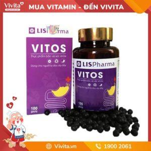 Dạ Dày Vitos - Hỗ trợ điều trị dạ dày