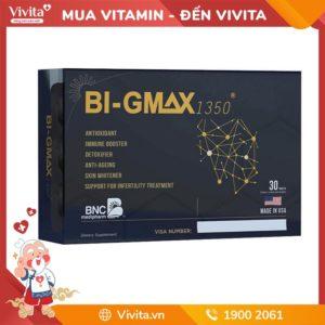 Bi- Gmax - Viên Uống Hỗ Trợ Điều Trị Ung Thư, Giải Độc Gan Hiệu Quả
