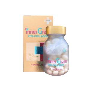 viên uống inner gram vita collagen 60 viên