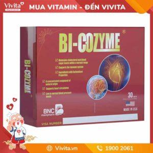 Bi-Cozyme - Hỗ Trợ Phòng Chống Các Bệnh Về Tim Mạch