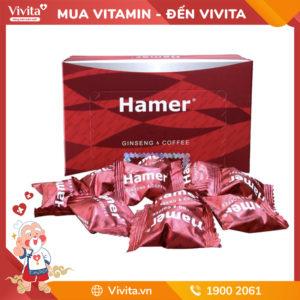 Kẹo Sâm Hamer - Tăng Cường Sức Mạnh Nam Giới