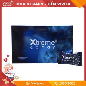 Kẹo Sâm Xtreme - Lấy Lại Bản Lĩnh, Tăng Cường Sức Khỏe Sinh Lý Cả Nam Và Nữ