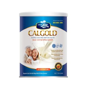 sữa bột calgold