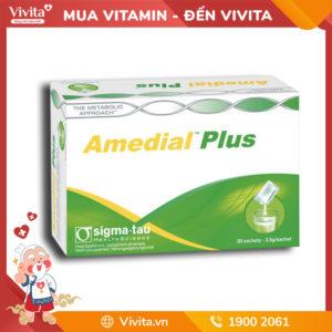 AMEDIAL™ Plus - Hỗ trợ cải thiện chức năng sụn khớp