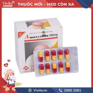amoxycilin 500mg