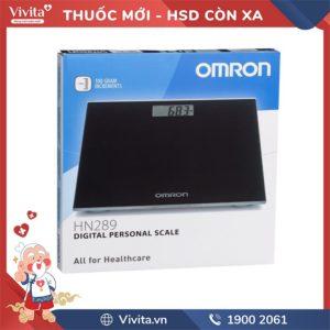 Cân sức khỏe điện tử HN-289 (Đen