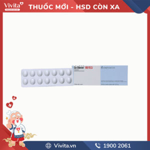 Thuốc trị cao huyết áp Co-Diovan 80mg/12.5mg