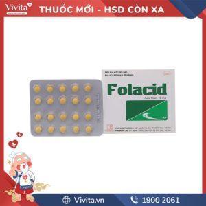 Folacid 5mg