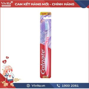 Bàn chải đánh răng Colgate mềm mảnh Extra Clean