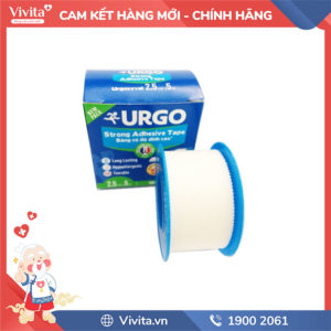 Băng Keo Lụa Ugo Tana 2.5cmx5m (Cuộn)