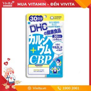 DHC Calcium + CBP 30 Days
