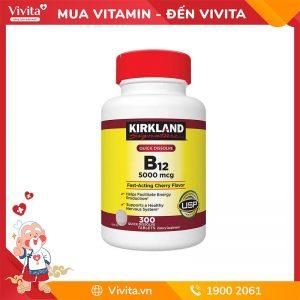 kirkland vitamin b12